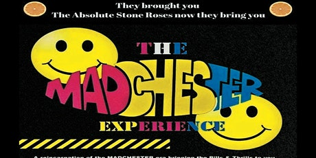 The Madchester Experience live Eleven Stoke tickets