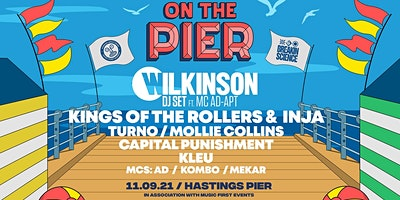 On The Pier UK - Wilkinson & Kings of the Rollers
