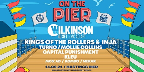 On The Pier UK - Wilkinson & Kings of the Rollers tickets