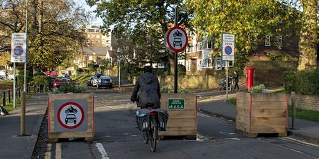 From cycle lanes to low-traffic neighbourhoods: who owns our streets? tickets