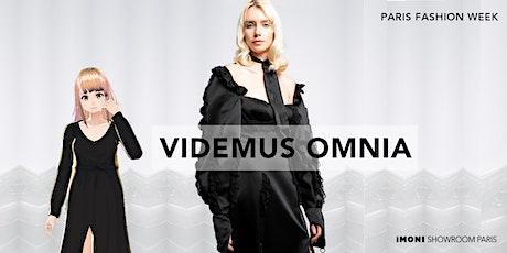 MONI AVATAR X VIDEMUS OMNIA - PARIS DIGITAL FASHION WEEK tickets