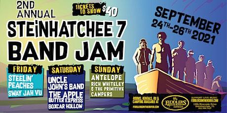 2nd Annual Steinhatchee 7 Band Jam tickets