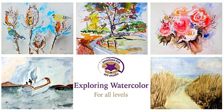 Exploring Watercolor Painting for All Levels tickets
