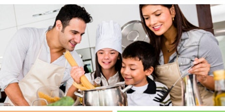 Cook Along: Family Edition tickets