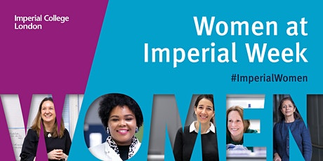Women at Imperial Week - Action on gender equality tickets