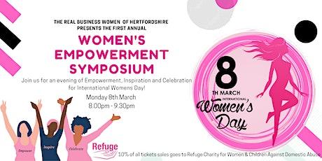 Women's International Day Empowerment Symposium tickets