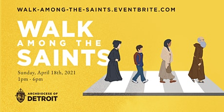 Walk Among the Saints tickets