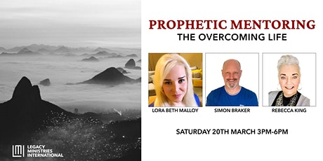 Prophetic Mentoring, keys to the Overcoming Life entradas