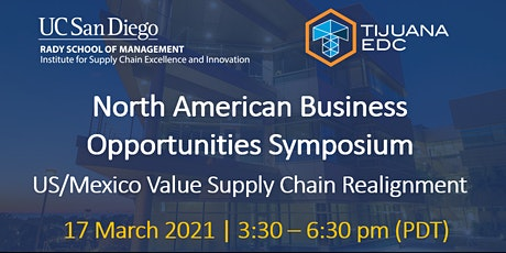 North American Business Opportunities Symposium: PGM US/Mexico Value Chains tickets