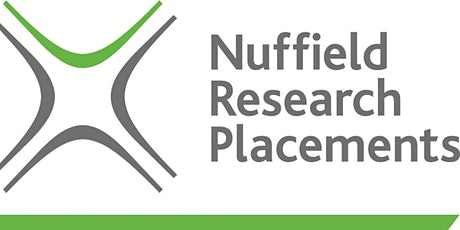 Nuffield Research Placements Student Information Session tickets