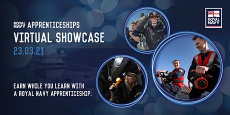 Royal Navy Apprenticeships Virtual Showcase tickets