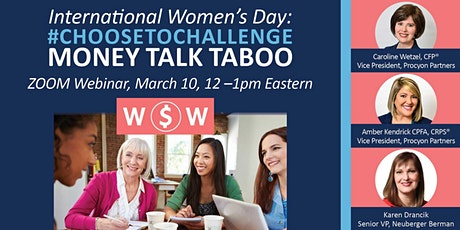 WOW Collaborative International Women's Day Webinar tickets