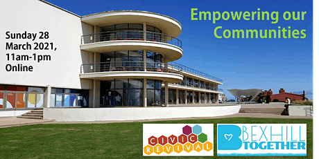 Empowering our Communities tickets