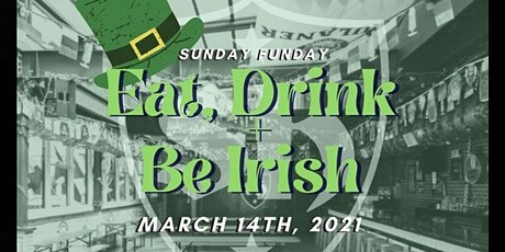 Eat, Drink and Be Irish tickets