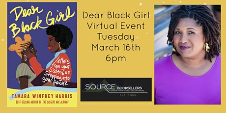 Dear Black Girls  Author event with Tamara Winfrey Harris tickets