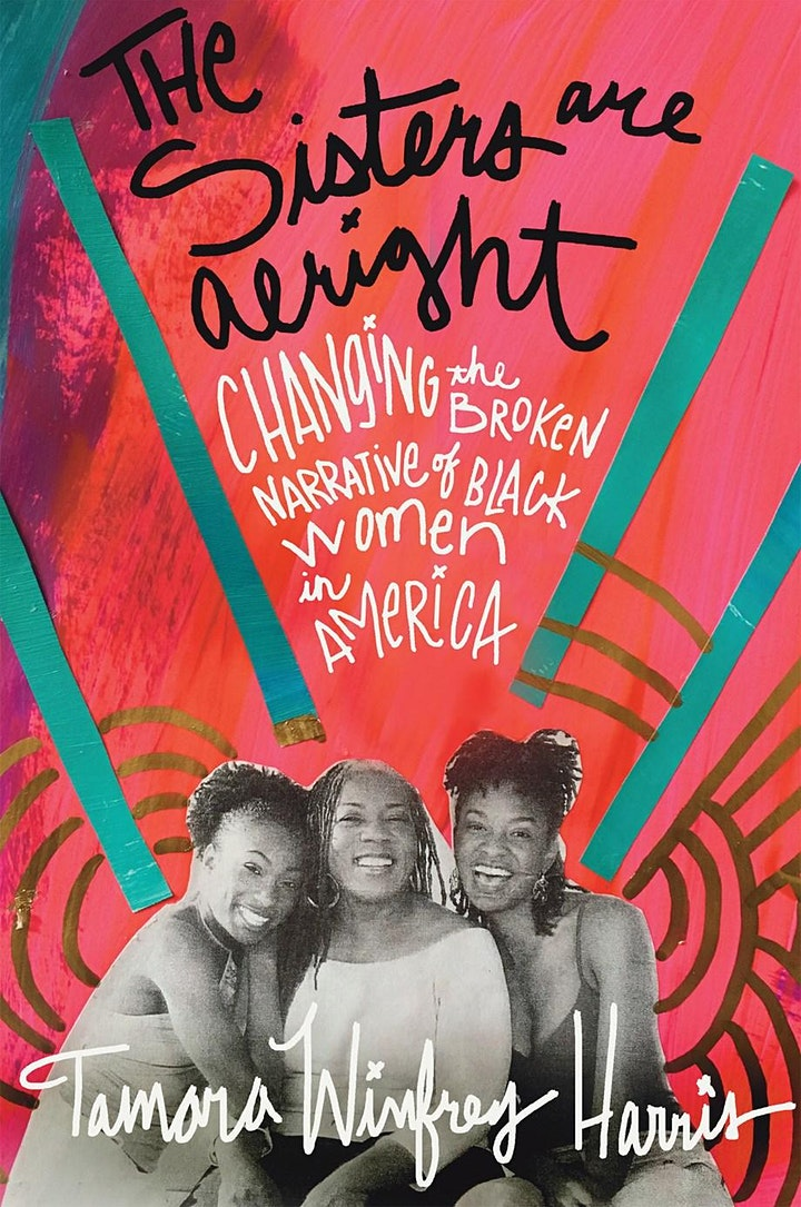 Dear Black Girls  Author event with Tamara Winfrey Harris image