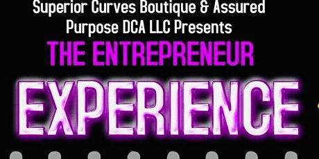 The Entrepreneur Experience tickets