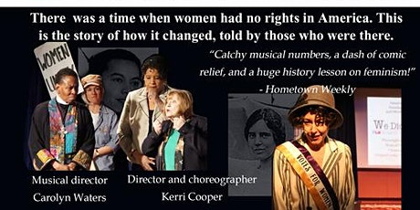 We Did It For You! - Women's Journey Through History - Virtual performance tickets