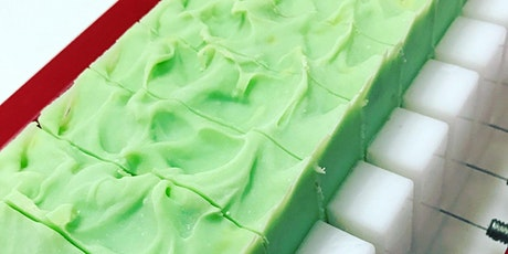 Cold Process Soap Workshop! 3 hour Course tickets