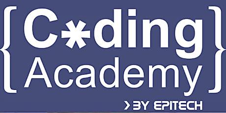 Présentation Live de la Coding Academy billets