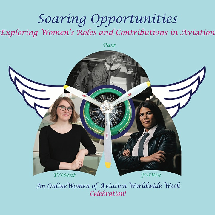 Soaring Opportunities: Celebrating Women's Contributions in Aviation image