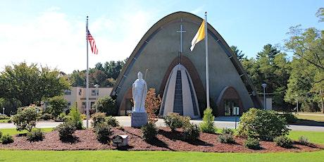Weekend of Mar 7 (3rd Sun. Lent) Vigil Mass - St. Malachy Church 4:00pm tickets
