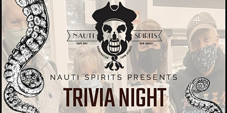 Trivia Night at Nauti Spirits tickets