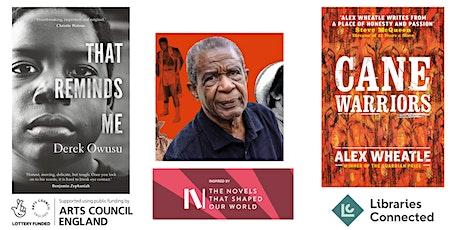 Black British Novels: What Lies Beneath tickets