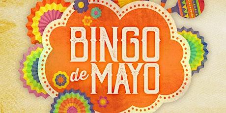 Bingo de Mayo tickets