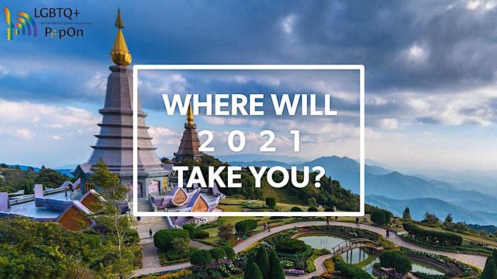 LGBTQ+ PopOn - LGBTQ+ Travel in 2021: Round Table Discussion image