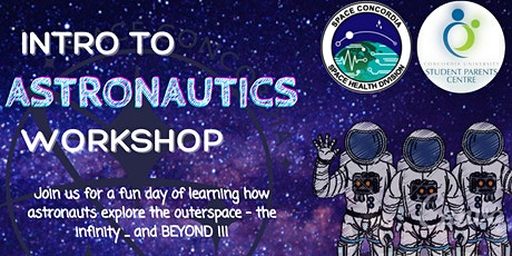 Space Health x CUSP - Intro to Astronautics Wshop tickets