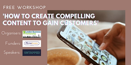 How to create compelling content to gain customers (time saving tools) tickets