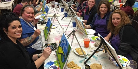 Virtual Sip and Paint Party on Zoom! tickets