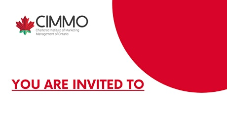 CIMMO MEMBERS 2021 ANNUAL MEETING tickets