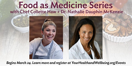 Food as Medicine – Using Food to Fight Inflammation (Webinar) tickets