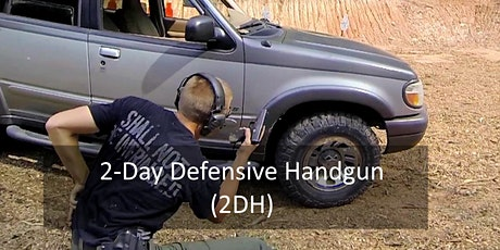 2-Day Defensive Handgun (2DH) May 22-23, 2021 tickets