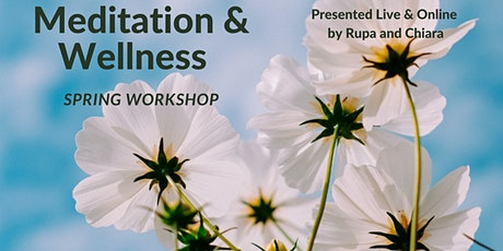 Energy Balancing and Self Healing - Spring Workshop. tickets