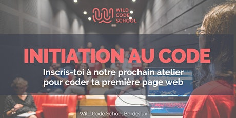 Initiation au code informatique billets
