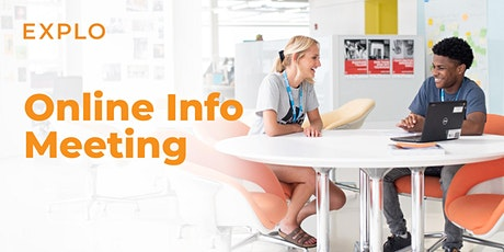 EXPLO: All Program Online Info Meeting - April 29 tickets