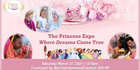 Princess Expo-Where Dreams Come True tickets