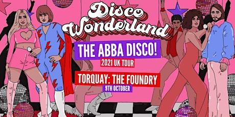 ABBA DISCO WONDERLAND tickets