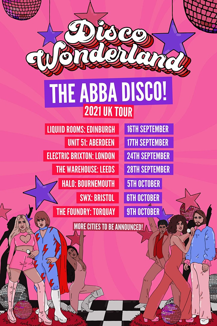 ABBA DISCO WONDERLAND image