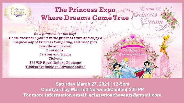Princess Expo-Where Dreams Come True image