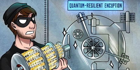 Quantum Computers Pose a Huge Threat to Current Encryption. Get Ready. tickets