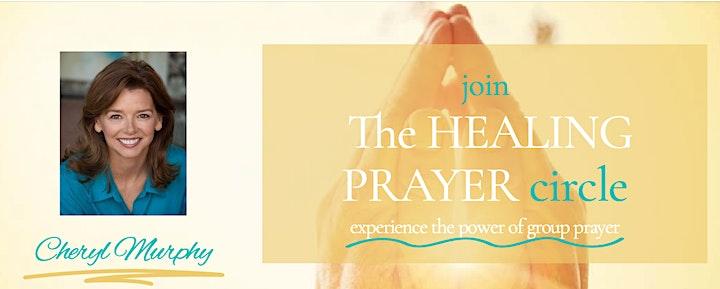 Healing Prayer (and Meditation) Circle   - Weekly - Sunday Evenings image