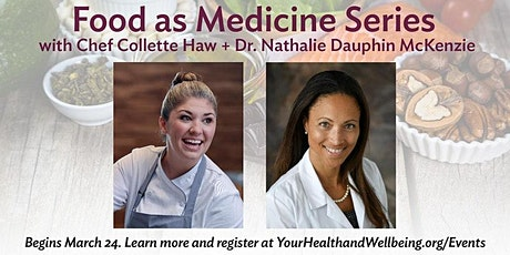 Food as Medicine – How Good Gut Health Boosts Your Immune System (Webinar) tickets