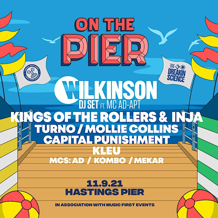 On The Pier UK - Wilkinson & Kings of the Rollers image