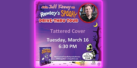 Rowley's Spooky Drive-Thru hosted by Tattered Cover tickets
