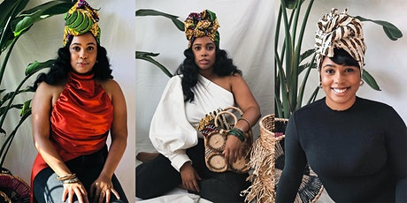 Head Wraps 101: How to Tie & Style a Fashion Head Wrap tickets