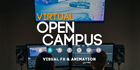 Campus Insights: Visual FX & 3D Animation tickets